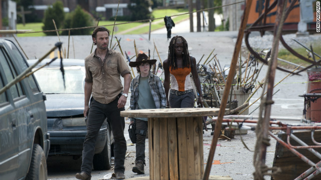 'The Walking Dead': Five things we learned
