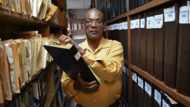 "Newspaper writer Al Gilkes was the only journalist from the Caribbean to cover the rebel tourists.""I felt sorry for them,"" he said. ""I knew that they would never outlive what they were returning to."""