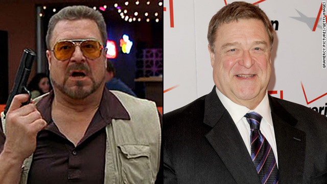 John Goodman, who played Vietnam veteran and bowler Walter Sobchak in &quot;The Big Lebowski,&quot; channeled his family-friendly side when he lent his voice to 2001's &quot;Monsters, Inc.&quot; and 2007's &quot;Bee Movie.&quot; He's since appeared in critics' favorites such as &quot;The Artist&quot; and &quot;Argo,&quot; which took home the Oscar for best picture. He'll soon appear in &quot;The Internship,&quot; among other projects.
