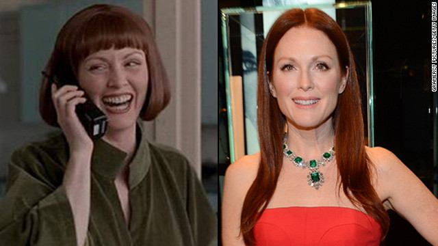 "Four-time Oscar nominee Julianne Moore has stared in films such as ""Far from Heaven,"" ""The Hours"" and ""Crazy, Stupid, Love."" Since she took on the role of Maude Lebowski. She's played Sarah Palin in HBO's ""Game Change"" and showed her comedic side as Nancy Donovan on NBC's ""30 Rock."""