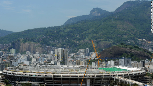 But supporters of the tournament say that the World Cup has brought much needed jobs and infrastructure improvements to the Brazil.