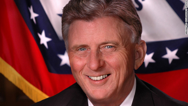 Gov. Mike Beebe, a Democrat, vetoed a bill Monday to abortions past 12 weeks of pregnancy.