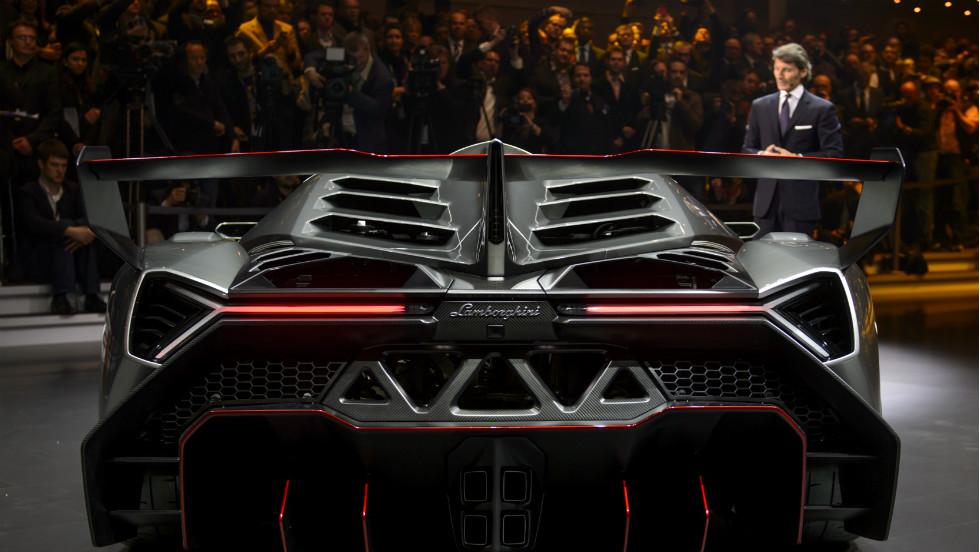 El Lamborghini Veneno