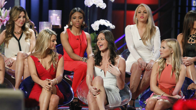 The women (sort of) tell all on 'The Bachelor'