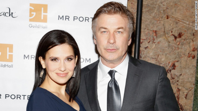 Alec and Hilaria Baldwin are expecting a girl