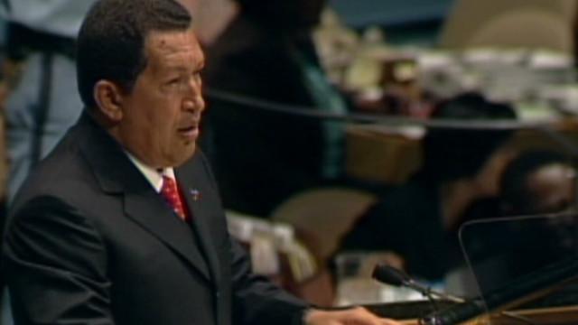 Venezuelan President Hugo Chavez dead at 58
