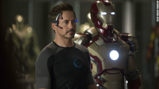 'Iron Man 3' soars at global box office