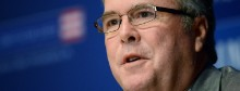 Jeb Bush ignores family history in Obama immigration hit