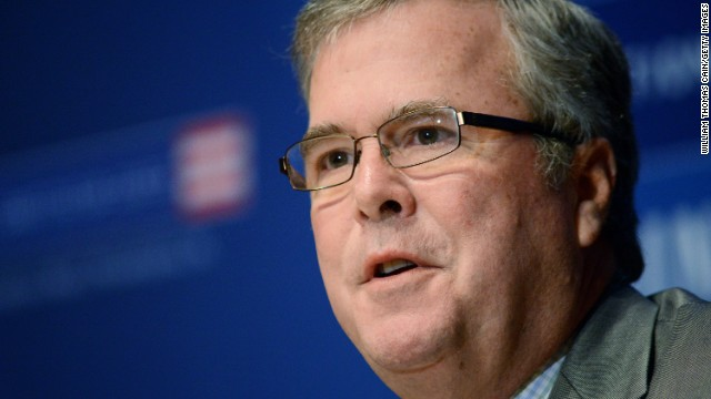 Jeb Bush: 'I'm A Conservative'