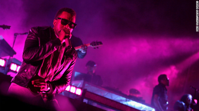 """Kanye West gave a whole new meaning to """"Late Registration"""" when he showed up at the Bonnaroo Music Festival two hours late in 2008. Before he eventually took the stage after 4 a.m., audience members chanted """"Kanye sucks,"""" according to the<a href='http://www.nydailynews.com/entertainment/gossip/fans-angered-late-night-kanye-west-concert-article-1.298335' target='_blank'> New York Daily News.</a>"""
