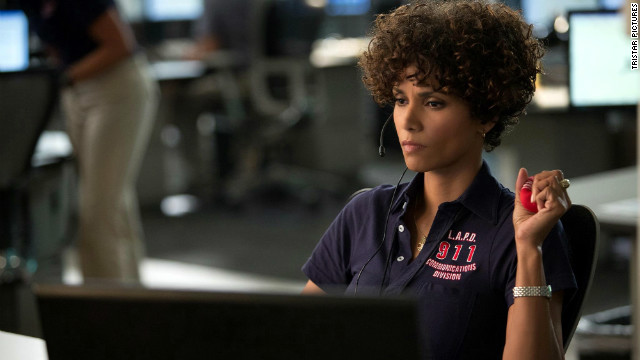 The story behind Halle Berry's hair in 'The Call'