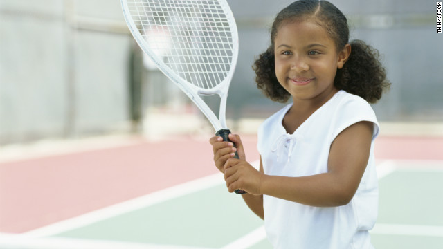 CNN's Josh Levs enrolled his eldest son in tennis lessons as a kindergartener but wonders if there were many other activities he should be trying. It's a trap many parents fall into.