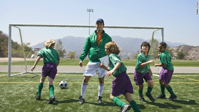 Pee-wee soccer is a big team sport for small children. &quot;We tried ... and it was awful. What 4-year-old is ready,&quot; asks mother Christina Comstock.