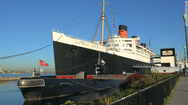 The Queen Mary set a new benchmark in transatlantic travel when she was launched in 1936. &quot;She possesses an almost tangible magic. Captain Jones would often say the Queen Mary is the closest thing to a livin' bein' that he ever commanded -- she even breathes,&quot; Commodore and maritime historian, Everette Hoard, said.