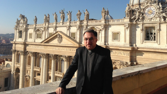 My Take: The secret thoughts of a Vatican spokesperson