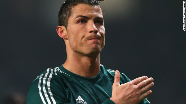 Cristiano Ronaldo scored the decisive second goal against his former side as Real Madrid went through 3-2 on aggregate.