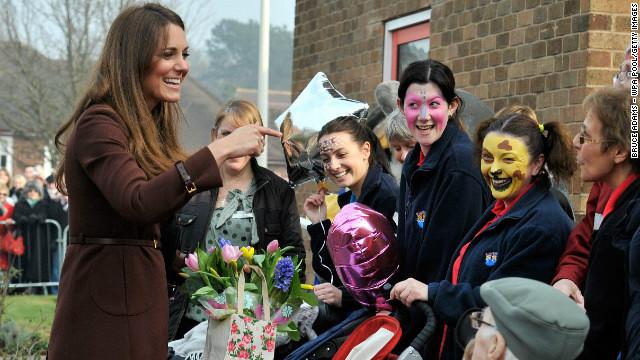 ¿Catalina de Cambridge y el príncipe Guillermo esperan una niña?