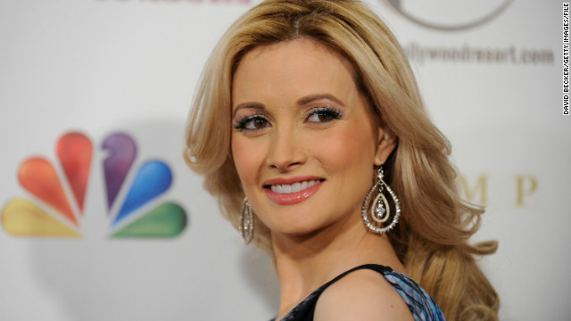 With new baby, Holly Madison leaves Playboy in the past