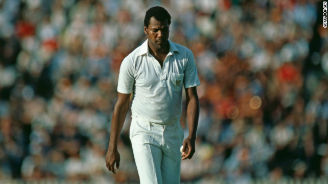 Branded a rebel: Cricket's forgotten men