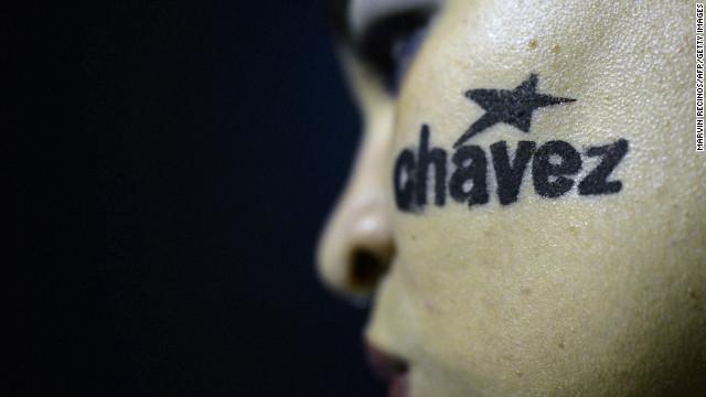 La revolución bolivariana de Chávez en Twitter