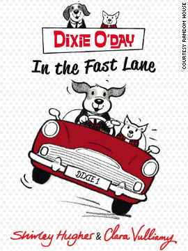 "The first book in the new ""Dixie O'Day"" series is due out later this year. It is the first time the mother and daughter illustrators will have combined their talents."