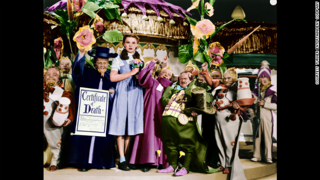 Behind the scenes of \'Wizard of Oz\'