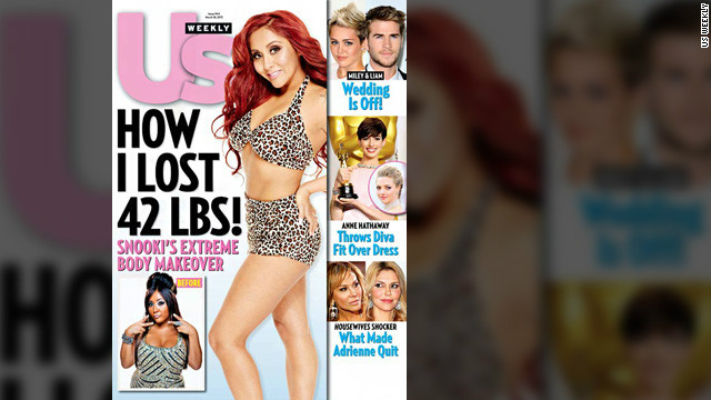 How Snooki lost 42 pounds