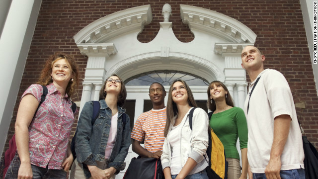 How to get the most out of your college campus visit