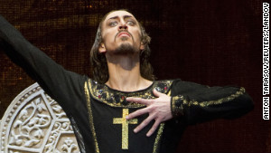 Ballet dancer Pavel Dmitrichenko allegedly planned an attack intended to blind Bolshoi artistic director Sergei Filin.