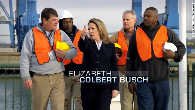 Colbert Busch hits airwaves in South Carolina House race