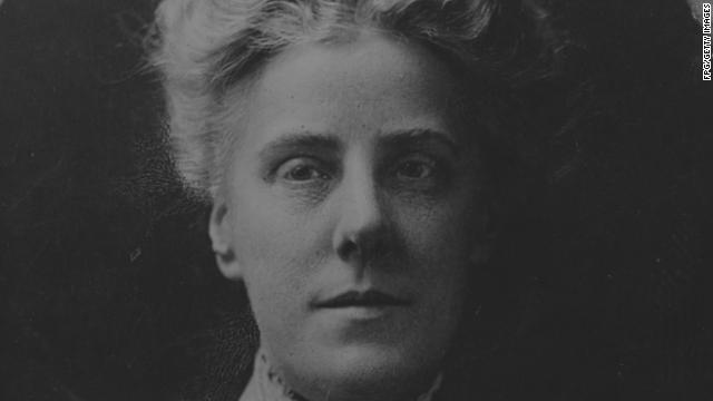 Born in the U.S., Anna Jarvis is the founder of Mother's Day. She successfully campaigned to have a national celebration of motherhood recognized in 1914.