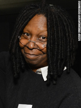 "We know her now as the moderator on ""The View,"" but Goldberg knows how to host to a broad crowd, having been the master of ceremonies for the Oscars and the Tony Awards in the past. She also had her own syndicated talk show, ""The Whoopi Goldberg Show,"" for one season in 1992."