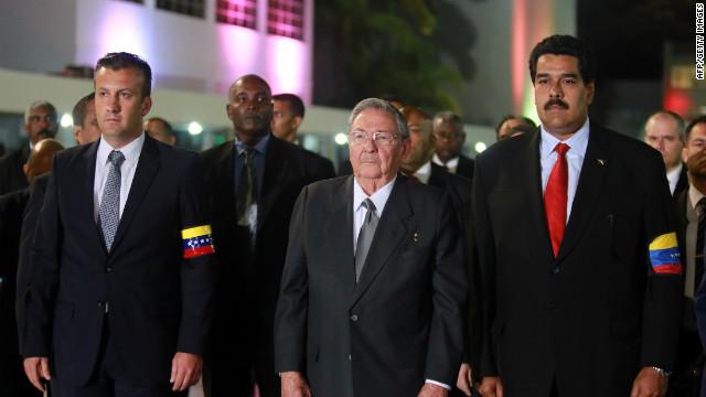 Maduro juramentará este viernes como presidente encargado de Venezuela