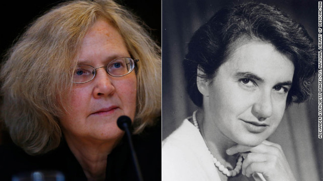 Biological researcher Elizabeth Blackburn was awarded the 2009 Nobel Prize in Physiology or Medicine for discovering (along with Carol Greider and Jack Szostak) how chromosomes are protected by telomeres and the enzyme telomerase. Recognition of the importance of her discoveries was something that fellow scientist Rosalind Franklin did not achieve, even though there are many who believe that without Franklin, James Watson and Francis Crick would not have formed their 1953 hypothesis regarding the structure of DNA. The British biophysicist and X-ray crystallographer is best known for her work on the X-ray diffraction images of DNA, which led to the discovery of the DNA double helix.
