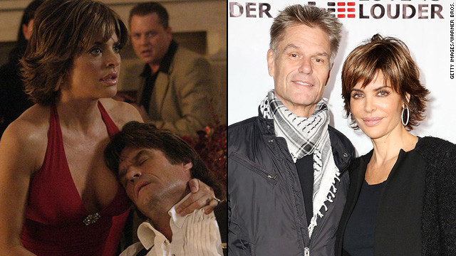 Real life couple Harry Hamlin and Lisa Rinna played Aaron and Lynn Echolls on the show. After &quot;Veronica Mars,&quot; Hamlin showed up on &quot;Army Wives&quot; and &quot;Shameless,&quot; while Rinna competed on &quot;Celebrity Apprentice&quot; and &quot;Dancing with the Stars.&quot;