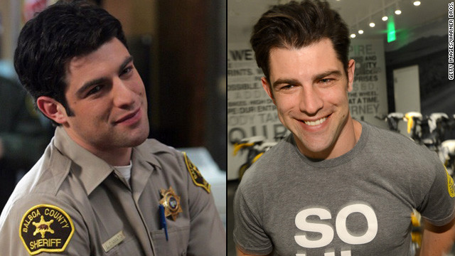 "After playing Leo D'Amato, a love interest of Veronica's, Max Greenfield guest starred on a number of series before hitting it big as Schmidt on ""New Girl."""