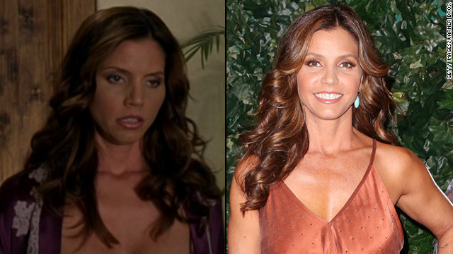 Charisma Carpenter was known to audiences for playing Cordelia on &quot;Buffy the Vampire Slayer&quot; and &quot;Angel&quot; before she became Dick Casablancas' stepmother Kendall. She has since had recurring roles on ABC Family's &quot;Greek&quot; and &quot;The Lying Game.&quot;