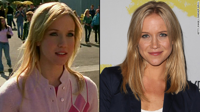 Jessy Schram has been all over the small screen since playing Hannah Griffith. She has starred on &quot;Falling Skies,&quot; &quot;Last Resort&quot; and played &quot;Once Upon a Time's&quot; Cinderella.