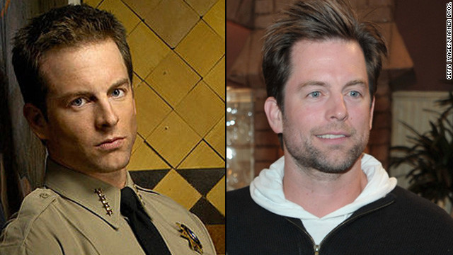"Sheriff Don Lamb was often a thorn in Veronica and Keith Mars' sides during the show's run. Michael Muhney has since portrayed Adam on ""The Young and the Restless."""