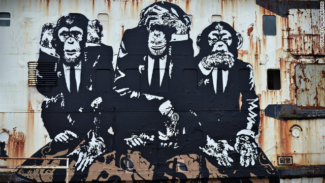 The &#39;Council of Monkeys&#39;