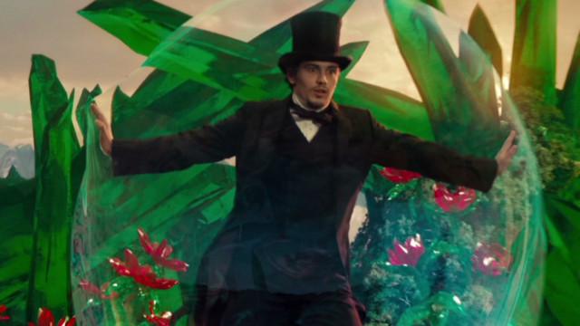 'Oz' domina en el mundo del cine con su fantasía