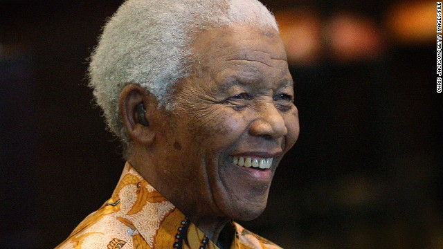 Nelson Mandela hospitalized with lung ailment