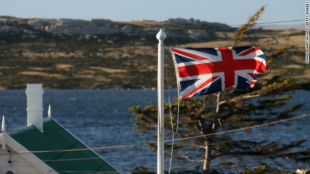 Falklands hold referendum on disputed status