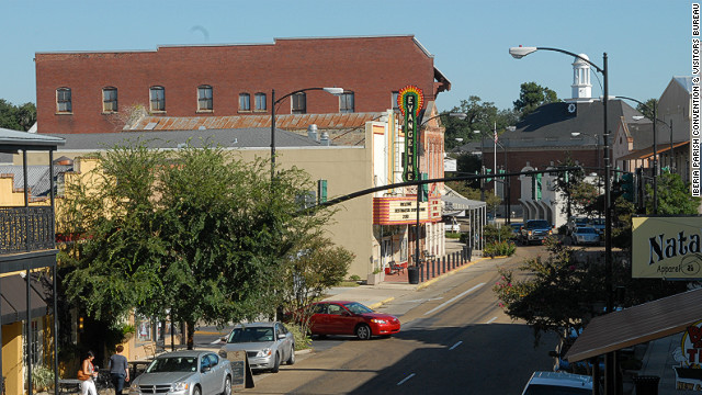 New Iberia's renaissance has yielded a Great American Main Street Award and a revitalized commercial district featuring hot (and hot) Cajun eateries and the restored Evangeline (now Sliman) Theater -- home to Louisiana Live Cajun and &quot;swamp pop&quot; concerts.