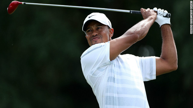 Tiger Woods extended his lead at Doral's Monster Course on Saturday posting a five-under round of 67. 
