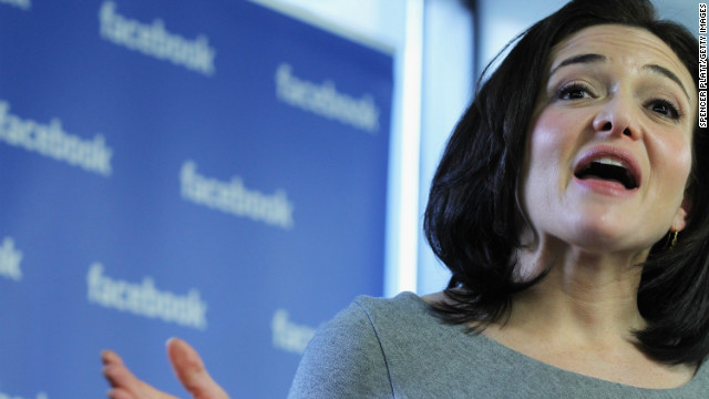 El éxito se las mujeres, según una directora de Facebook
