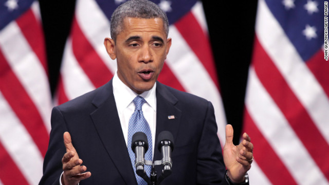 Full Remarks: Obama announces changes to counterterrorism policy