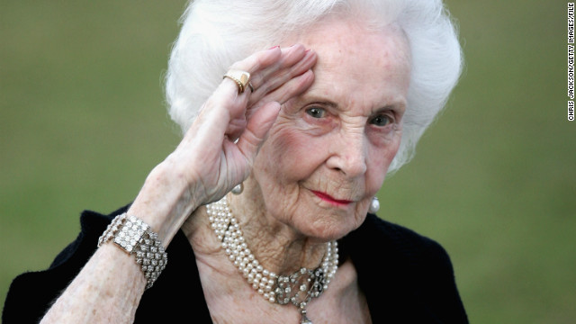 Sweden's <a href='http://www.cnn.com/2013/03/11/world/europe/sweden-lilian/index.html'>Princess Lilian</a>, the Welsh-born model who lived with her lover Prince Bertil for 30 years before they were married, has died at the age of 97, the Swedish Royal Court said in a statement.