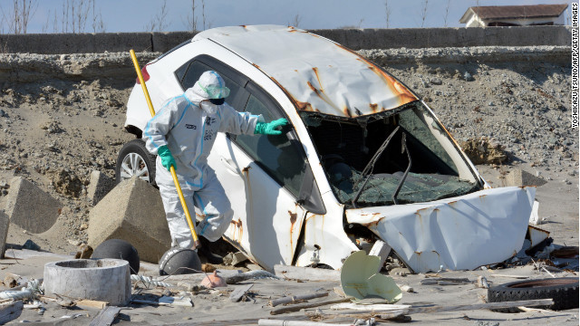 Photos: Japan quake, tsunami anniversary