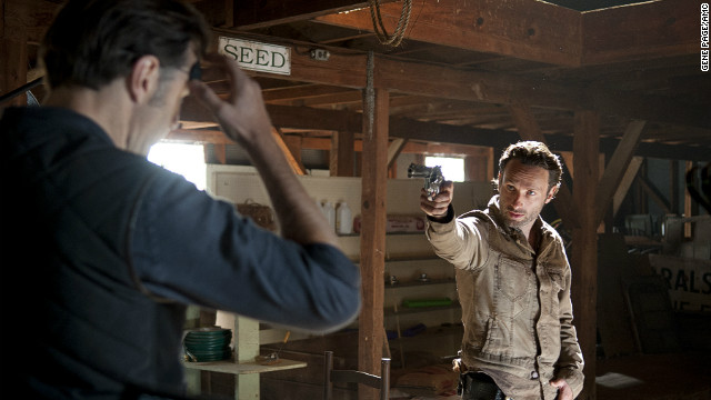 It's all out war on 'The Walking Dead'